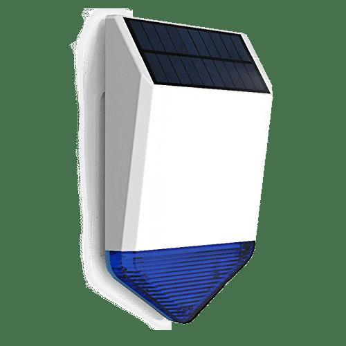 sirène solaire